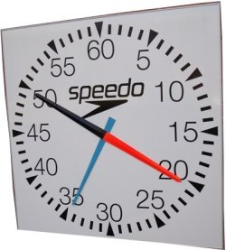 Speedo Training Clock (inc Minute Hand)