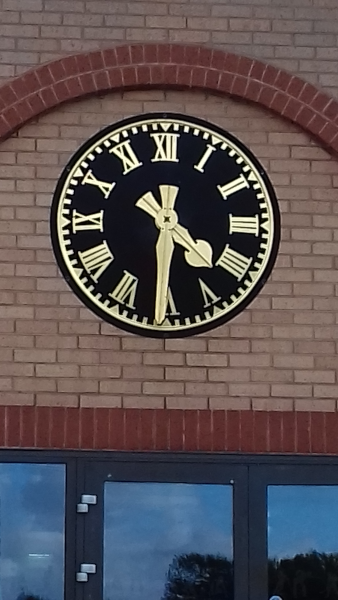 Traditional Tower Clock