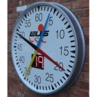 Digital (extra) Pace Clocks  Round Cased