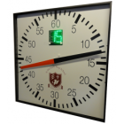 Pace Clock Digital Cased
