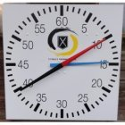 Pace Clock including Minute Hand