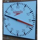 1 Speedo Pace Clock  240v or 12v Powered