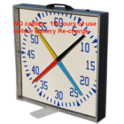Poolside Portable Pace Clock (Re-chargeable)