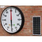 Solar Powered Pace Clock