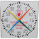 Pace Clock 4 Handed (Euro Style)
