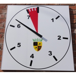Polo Chukka Timing Clock