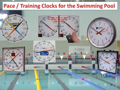 Sportclox ltd pace clock time of day clock manufactuer for Garden treasures pool clock